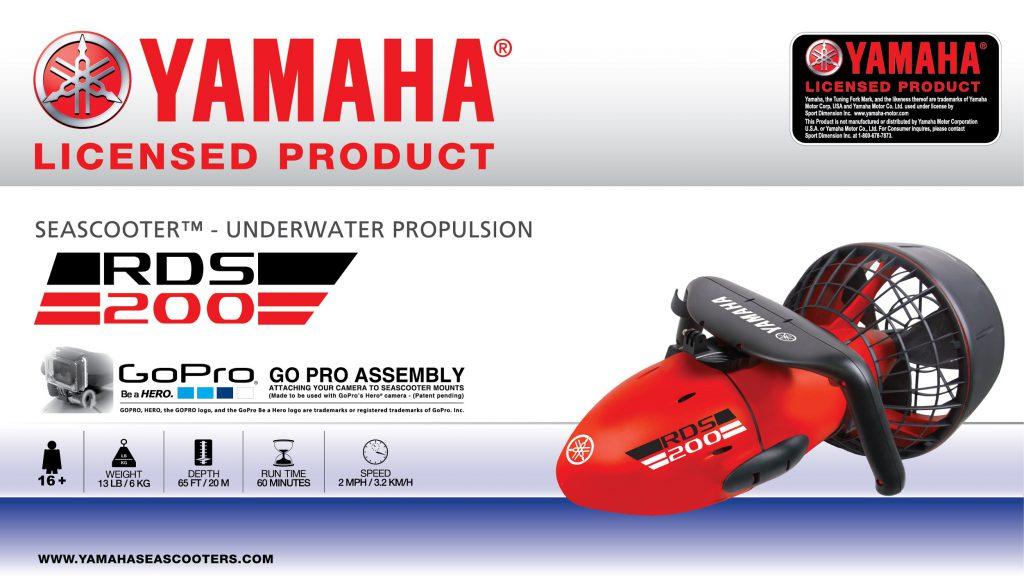 Yamaha RDS 200